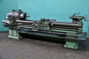 Monarch 16 X 78 Geared Head Lathe