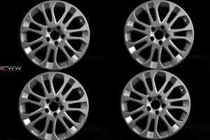 Volvo S40 V50 17 2004 2005 2006 2007 04 05 06 07 Factory Oem Wheel Rim Set Of 4