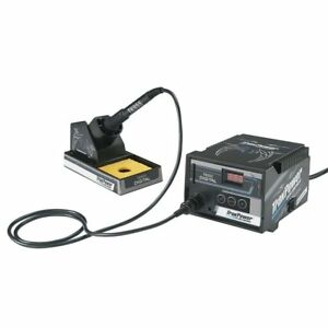 Trakpower Tk955 Digital Soldering Iron With Iron Stand Sponge And Decals