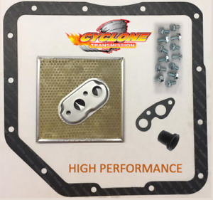 Turbo 350 Th350 Filter And Farpak Gasket Kit With Bolts And Dipstick Grommet