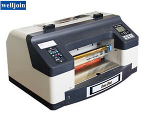Digital Foil Stamp Press Machine Suitable Variety Of Media And Supplies Widely U