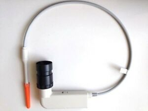 Ear Scope 13 000 R Standard Fiber Optic Endoscope 57cm Cable Coden From Japan