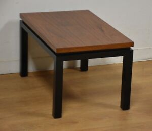 Harvey Probber Walnut End Table Mid Century Modern Mcm