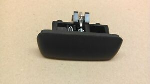 1997 2000 Dodge Dakota Durango Charcoal Glove Box Glovebox Latch Handle Oem