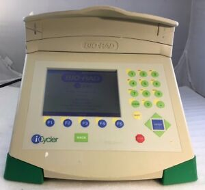Bio rad Icycler Thermal Cycler With 96 Well Reaction Module 3 032