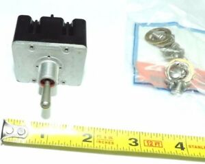 Honeywell 4tl110 Toggle Switch 4tl1 10 4pdt On on on 15a 125 250vac 4 Pole