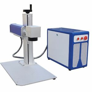 Genuine Ezcad 30w Fiber Laser Marking Machine Engraving Machine Metal