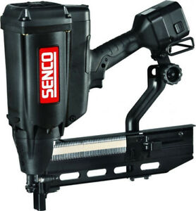 Senco Gt40fs Cordless Fencing Stapler Gas Powered Staple Gun