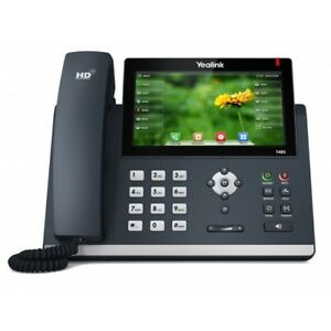 Yealink Sip t48s Ultra elegant Gigabit Ip Phone 7 Display