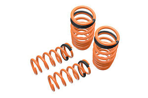 Megan Racing Lowering Springs For 2014 2017 Q50 Mr ls iq50 for Rwd Only