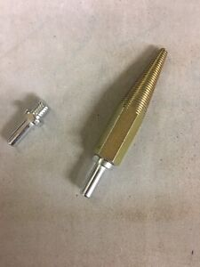 Tapered Spindle M14 Thread Angle Grinder Adaptor 1x M14 Adapters