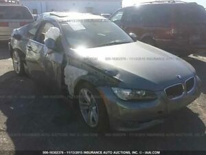 Manual Transmission 137k 6 Speed Coupe Rwd Is Fits 07 13 Bmw 335i 943223
