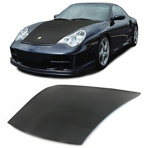Genuine Carbon Fiber Hood Bonnet For Porsche 911 996 97 06