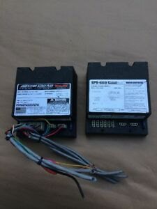 Lot Of 2 Whelen Power Supply Sps 660 csp690 Cometflash Strobe Sps660 csp690