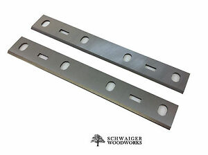 6 Inch Jointer Blades Knives For Delta Bench Model 37 070 Jt160 Set Of 2