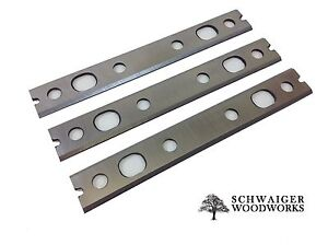 6 Inch Jointer Blades Quick Set Knives For Jet Jj 6csdx Replaces 708801dx