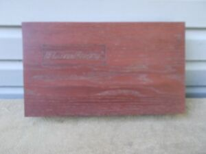 Vintage Blue Point Screw Extractor Empty Case Only No Parts Mechanic Tools