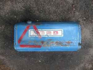 1972 Ford 8600 Farm Tractor Diesel Fuel Tank Free Shipping