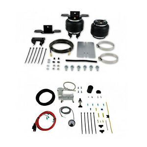 Air Lift Control Air Spring Single Air Compressor Kit For Toyota Motorhome