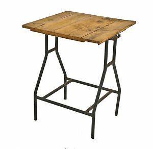 1950 S Industrial Steel Mill Machine Shop Stationary Work Table