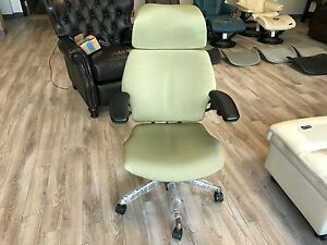 Humanscale Freedom Ergonomic Computer Office Desk Chair Headrest Task Seat 21