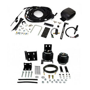Air Lift Suspension Air Bag Single Path Leveling Kit For Ford Motorhome F53