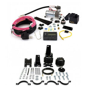 Air Lift Control Air Spring Wireless Air Compressor Kit For Ford Excursion