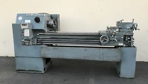 Leblond tool Die Maker 14x54 Geared Head Engine Lathe Mori Sharp Okuma Webb