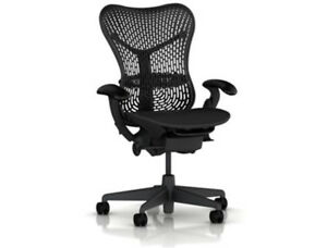 New Herman Miller Mirra Ergonomic Computer Home Office Desk Chair Graphite