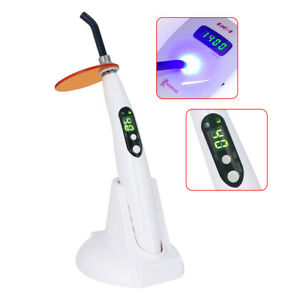 Dental Wireless Cordless Led Curing Light Lamp Led b Woodpecker Style Original