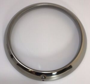1947 1954 Chevrolet Pickup Truck Stainless Steel Headlight Trim Ring