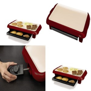 Electric Flat Top Grill Restaurant Professional Commercial 24 Kitchen Griddle
