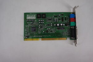 Creative Technology Soundblaster Ct4170 Isa Sound Card