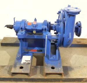 Galigher Weir Slurry Pump 2vna10ccal8537 Free Shipping Usa Canada