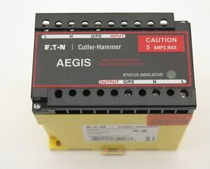 Eaton Transient noise Filter Agshwch120n05xs