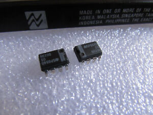 Ds8629n National Semiconductor 120 Mhz Divide By 100 Prescaler 8 pin Dip 2 Piece