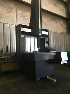 Used 8x4 Cmm Manual Video Measuring And Inspection Machine