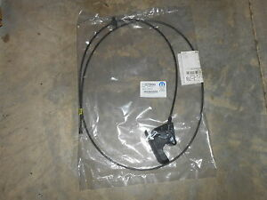 Hood Release Cable 2002 2001 2003 2004 2005 Dodge Ram 1500