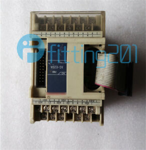 Used 1pcs Xinje Xc Xc e2da Expansion Module
