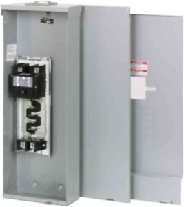 Circuit Breaker Box 200 amp 4 space 8 circuit Type Br Main Breaker Load Center