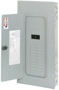 Circuit Breaker Box 200 Amp 20 space 40 circuit Br Type Main Breaker Load Center