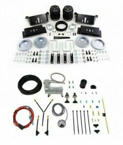 Air Lift Control Air Spring Dual Compressor Kit For Ram 1500 2500 3500 4wd rwd