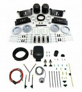 Air Lift Control Air Spring Dual Air Compressor Kit For Ram 2500 3500 1500 4wd