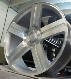 26 Inch Texas Edition Rims Wheels Only Will Fit Chevy Gmc Asanti Forgiato Dub