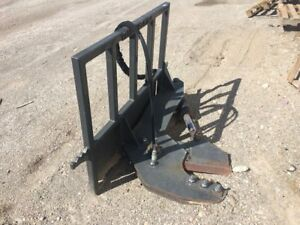 Tree Shear Skid Steer Mount