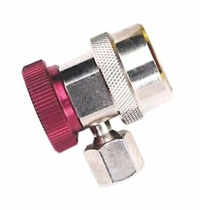 Robinair 18191a R 134a High Side Service Coupler With Red Actuator