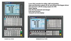 Gsk Cnc Control For Mill And Machining Center w Plc For Atc new