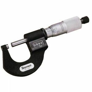 Starrett V216mxrl 25 Digital Micrometer Last One In Stock