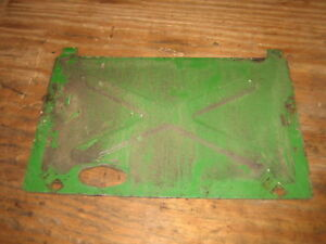 Original John Deere 4230 Platform Shield Cover Tractor 4430 4030 4040 4240