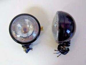 Tractor Head Lamp Right Side R h Universal 7135 8165